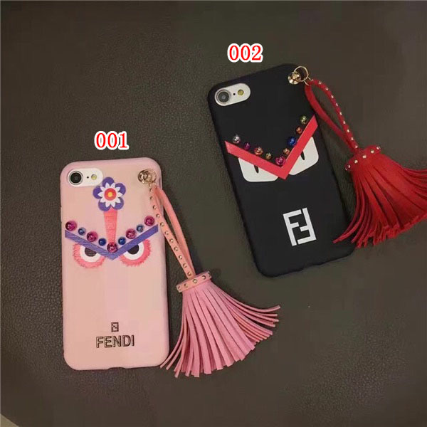 on sale b0480 fe5f0 FENDI iPhone xケース 可愛い iPhone8 フェンディ スマホケース ...